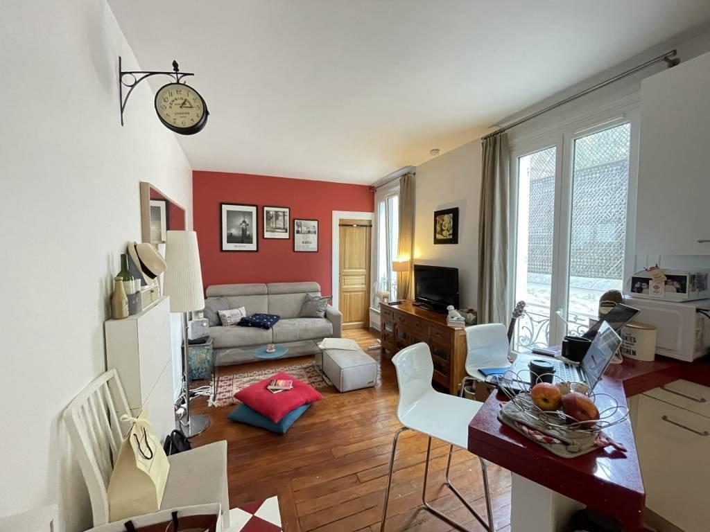 Ranelagh - Appartement 2 pièces meublé